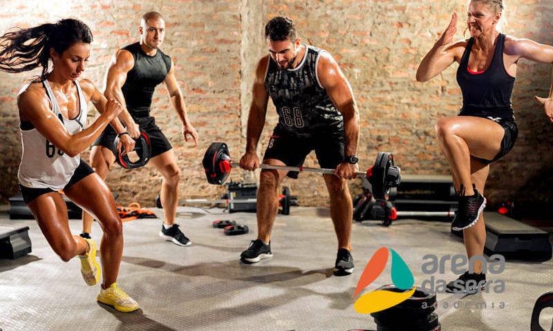 Circuito Na Academia : Treinamento em circuito academia emagrece e define o corpo u arena